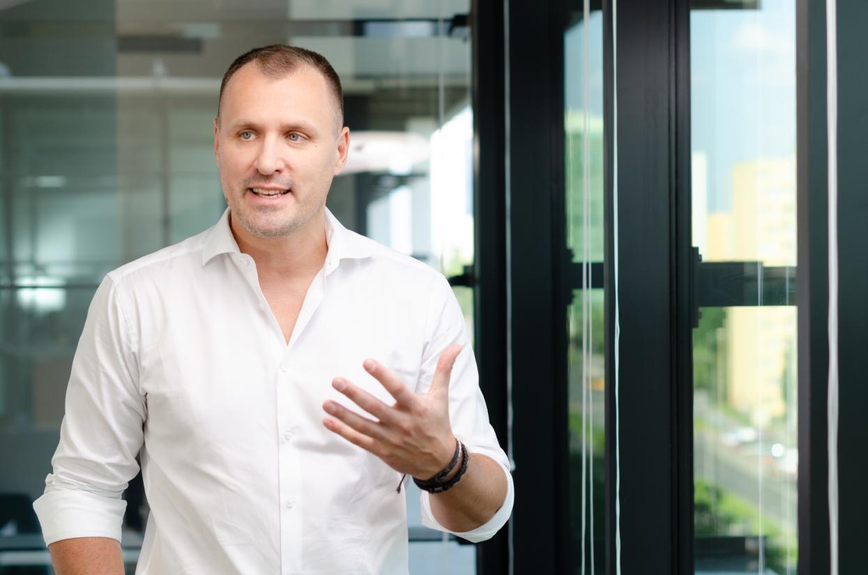 Krzysztof Kowalski, MD Creamfinance Poland